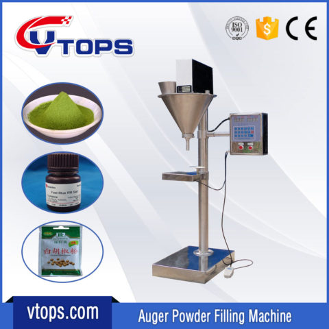 Semi Automatic Powder Filling Machine Small Dose