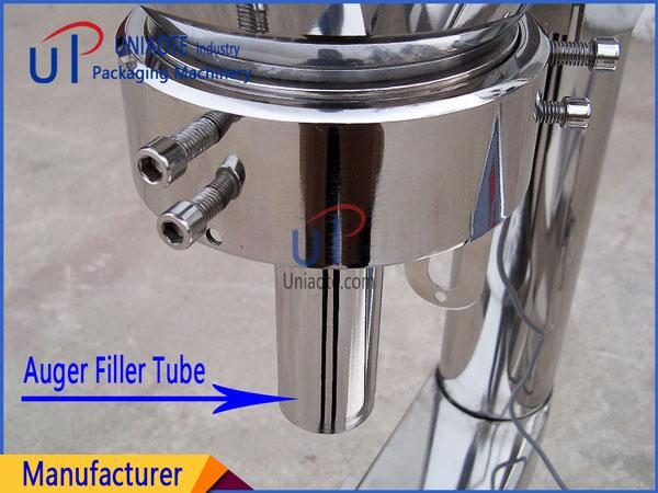 Auger Filler Tube