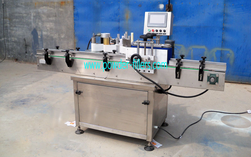 Automatic Labeling Machine