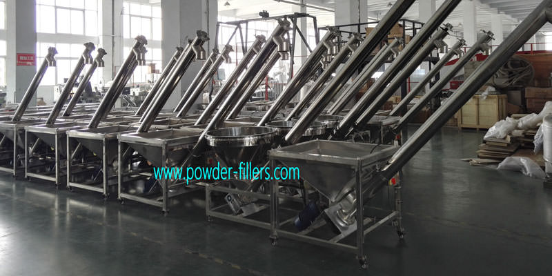 Powder Feeding Machine (Screw Conveyor)