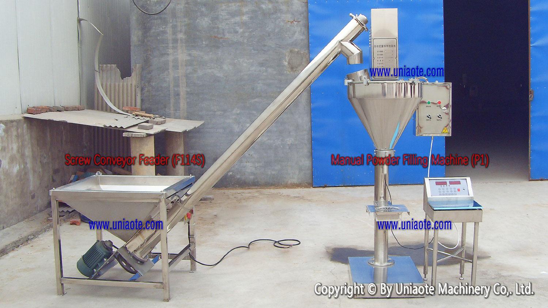 Manual Powder Filling Machine (Image)